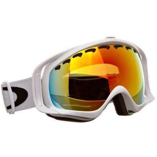 Oakley CROWBAR SNOW Skibrille matte white/fire