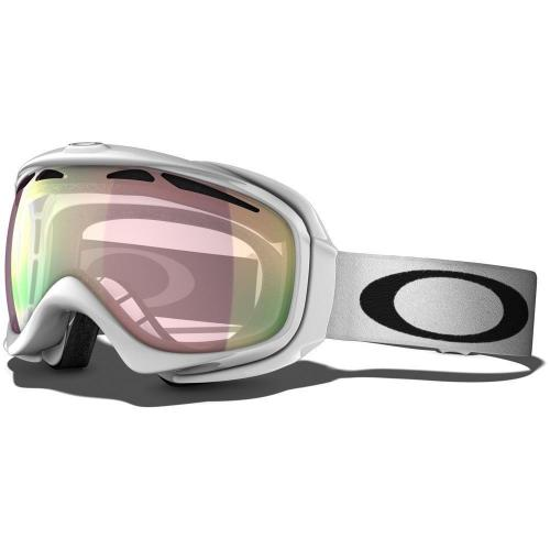 Oakley Elevate white frame, black logo