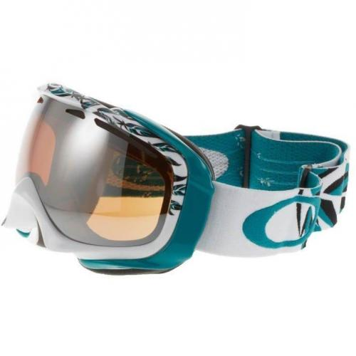 Oakley J E N N Y JONES ELEVATE Skibrille weiß/mint