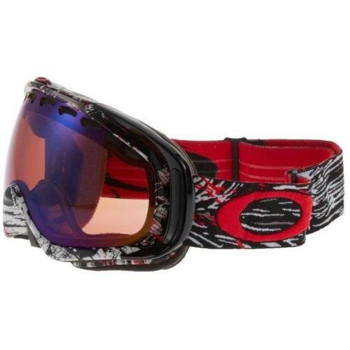 Oakley SETH MORRISON SIGNATURE CROWBAR Skibrille black/white/red