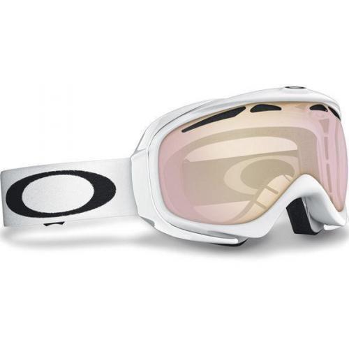 Oakley Skibrille Weiß
