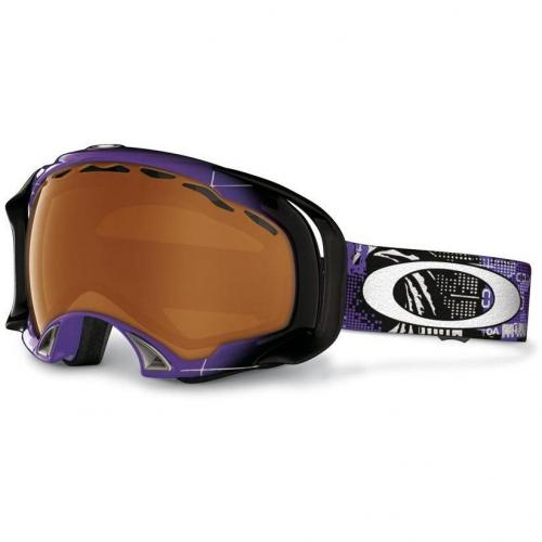 Oakley Splice 11 Black and White Logo