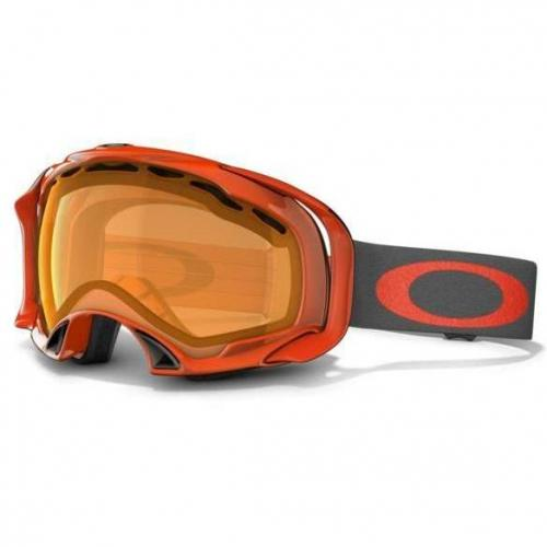 Oakley Splice 11 Orange Logo