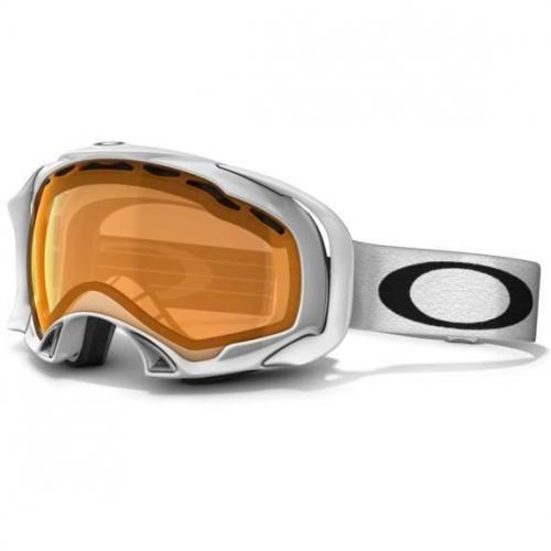 Oakley Splice 11 White and Black Logo