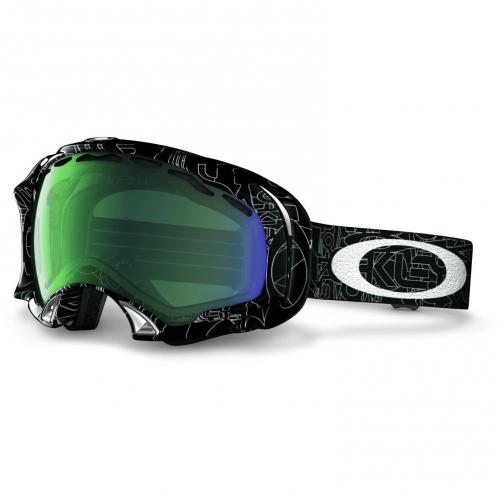 Oakley Splice Green Shades