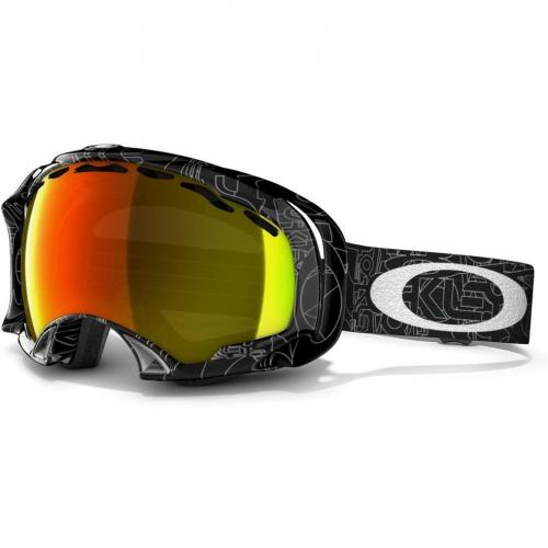 Oakley Splice Orange Yellow Shades