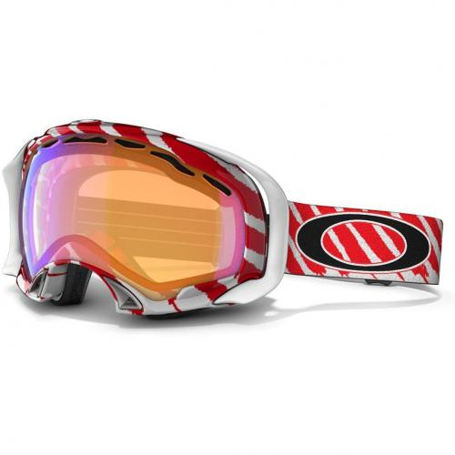 Oakley Splice Shaun White Sig. white red