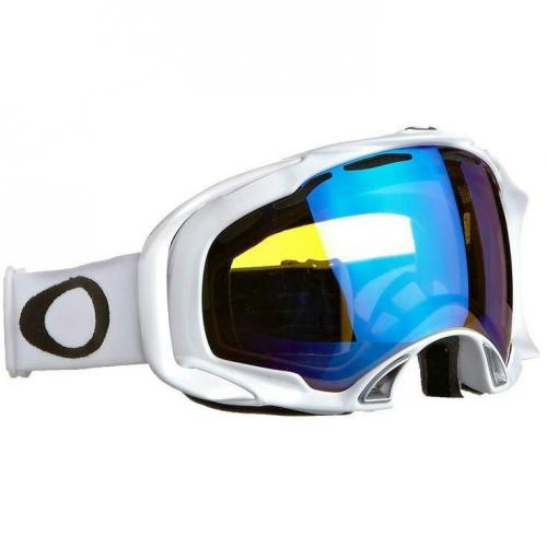 Oakley SPLICE Skibrille polished white