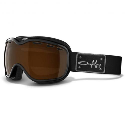 Oakley Stockholm jet black Women Brown