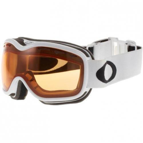 Oakley STOCKHOLM Skibrille weiß
