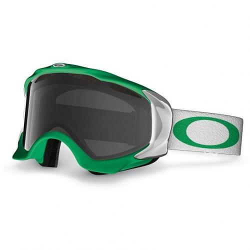 Oakley Twisted 11 Green Logo