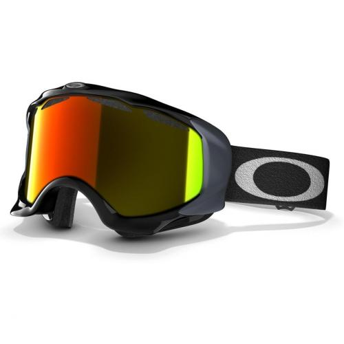 Oakley Twisted jet black Chameleon Shade