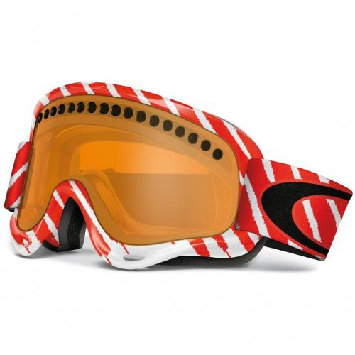Oakley Xs O Frame shaun white sig. red white