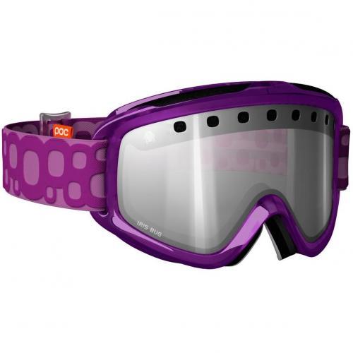 POC Iris BUG purple