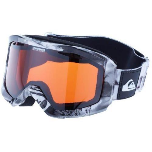 Quiksilver FENOM Skibrille black/white/red
