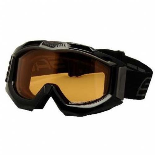 Salice Skibrille 602 BLK/DACRXF