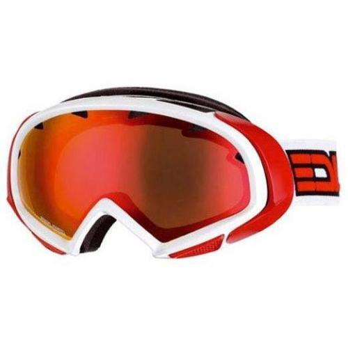 Salice Skibrille 606 WH/REDDARWFV