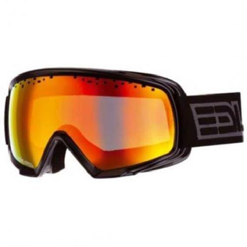 Salice Skibrille 609 BLK/REDDARWFV