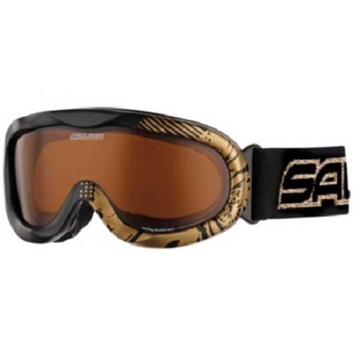 Salice Skibrille 884 BLK/BRWDAFD