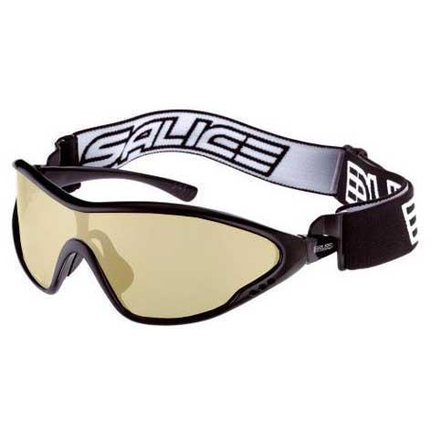 Salice Skibrille 927 BLK/YEACRX