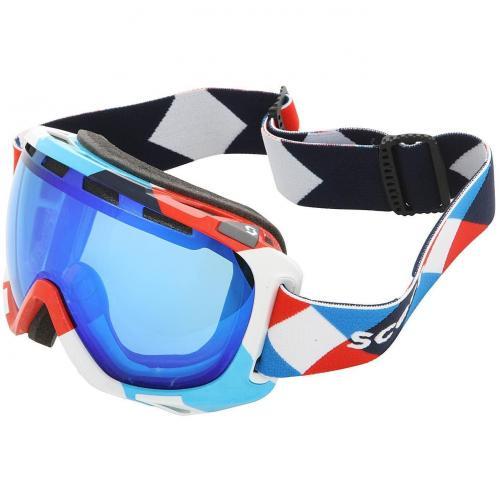 Scott Fix Hydro Skibrille Kilt Red-Blue