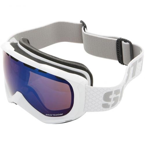 Scott Reply Painted Skibrille White-Solar