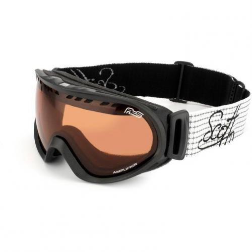 Scott Sportbrille Radiant Solid 216673 black / amplifier