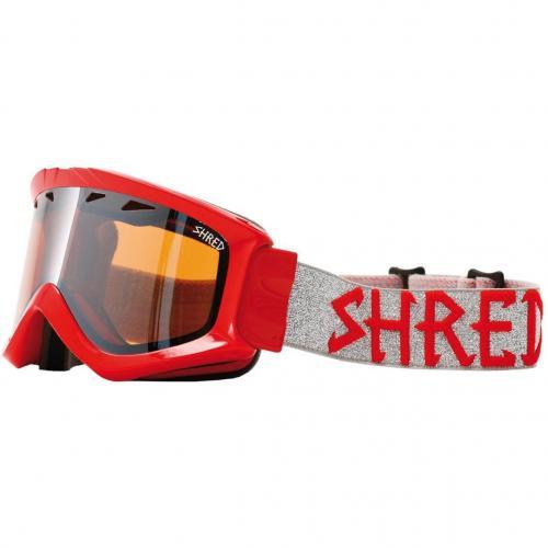 Shred Yoni 2 La Tigre red/silver