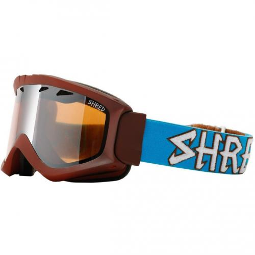 Shred Yoni 3 Brownie brown/blue