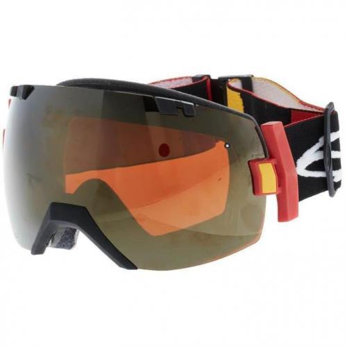 Smith Optics I/OX Skibrille red