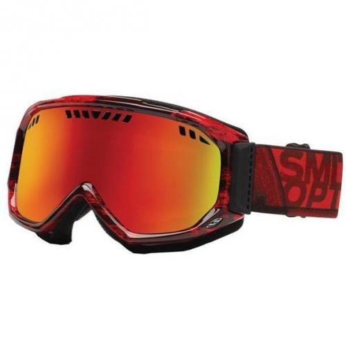 Smith Scope Pro black/red dark sky