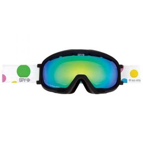 Spy Skibrille BIAS SPY + LES ETTES - BRONZE W/ GREEN SPECTR