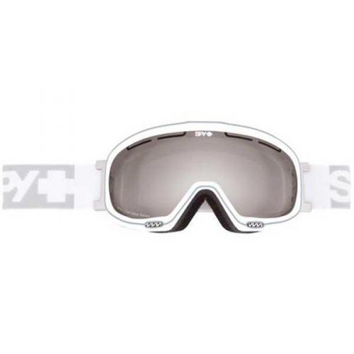Spy Skibrille BIAS WHITE DIAMOND - BRONZE W/ SILVER MIRROR