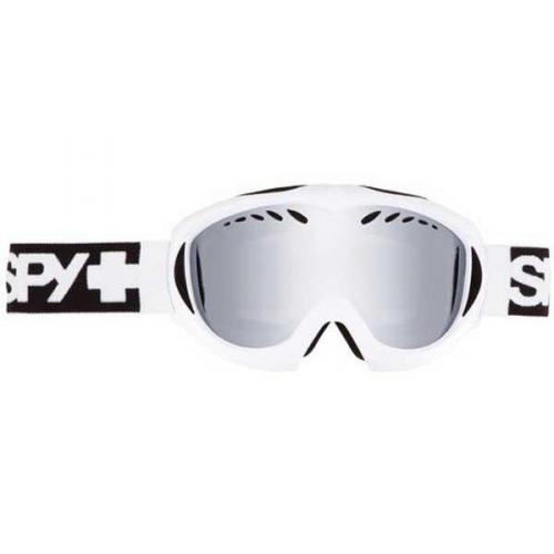 Spy Skibrille TARGA II WHITE - BRONZE W/ SILVER MIRROR
