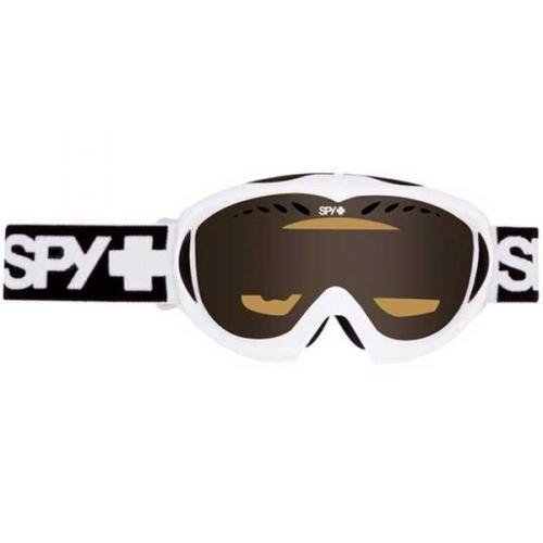 Spy Skibrille TARGA MINI WHITE - PERSIMMON