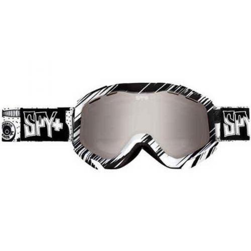 Spy Skibrille ZED CRUST - BRONZE W/ SILVER MIRROR