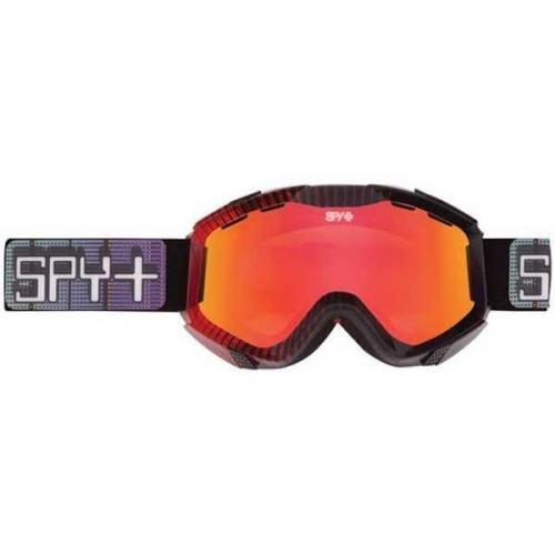 Spy Skibrille ZED SB - BRONZE W/ RED SPECTRA