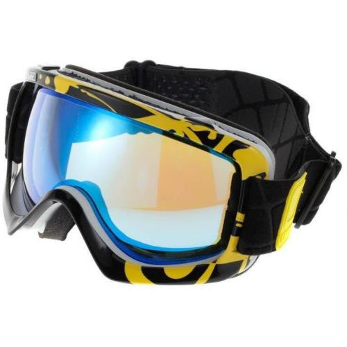 Uvex 5 SIOUX CF Skibrille black/yellow/white