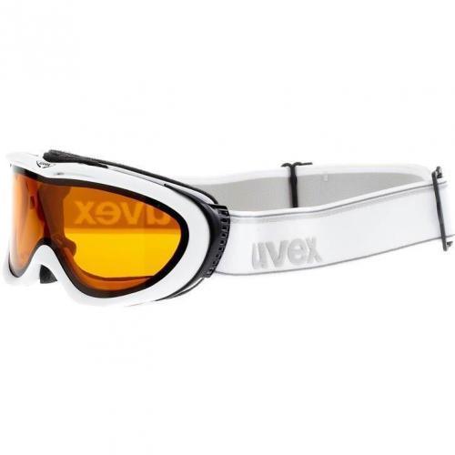 Uvex COMANCHE OPTIC Skibrille white mat