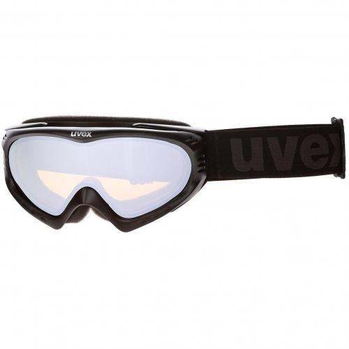 Uvex F2 black dl Silverblue Shade