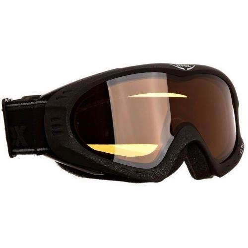 Uvex F2 POLA Skibrille schwarzmetallisch