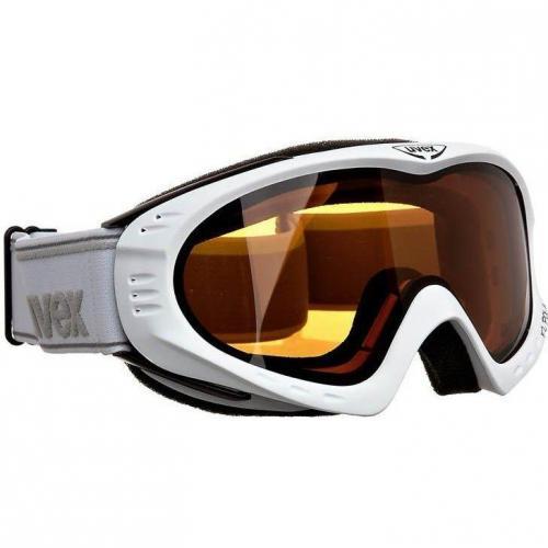 Uvex F2 POLA Skibrille weiß