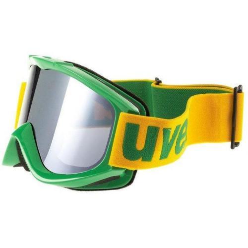 Uvex FX FLASH Skibrille grün