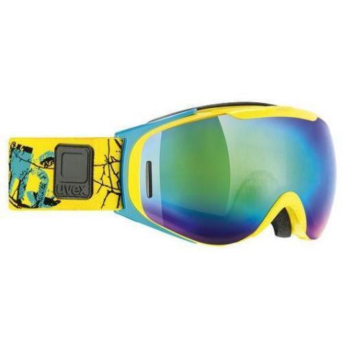 Uvex G Skibrille Yellow