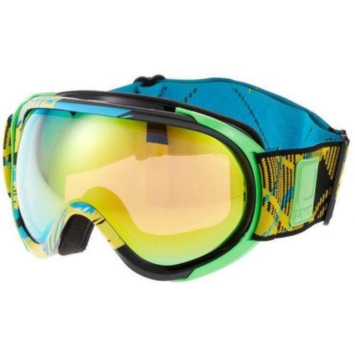 Uvex G.GL 7 PRO Skibrille black/blue/yellow