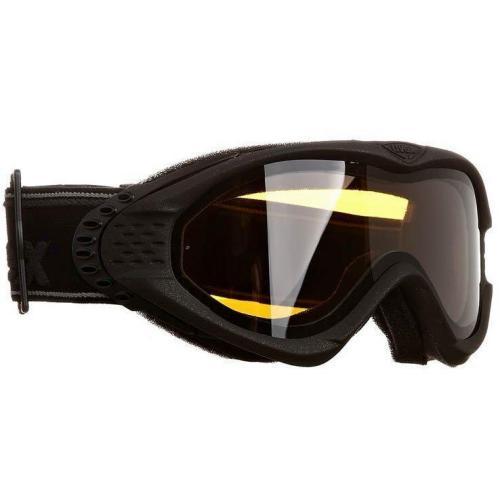 Uvex ONYX POLA Skibrille schwarz
