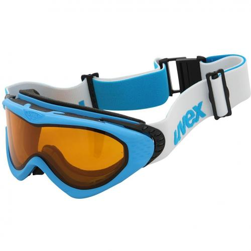 Uvex Onyx Skibrille Ice Blue Mat