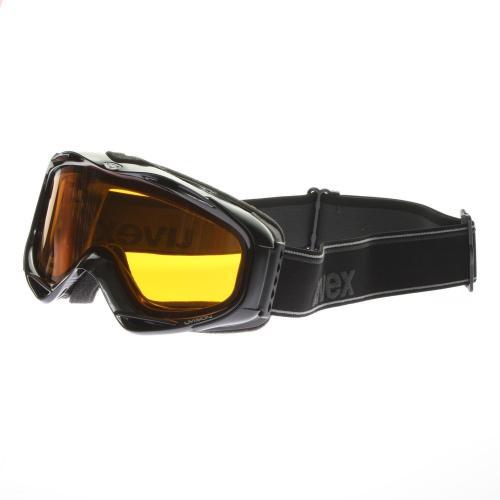 Uvex Uvision Skibrille Black Metallic