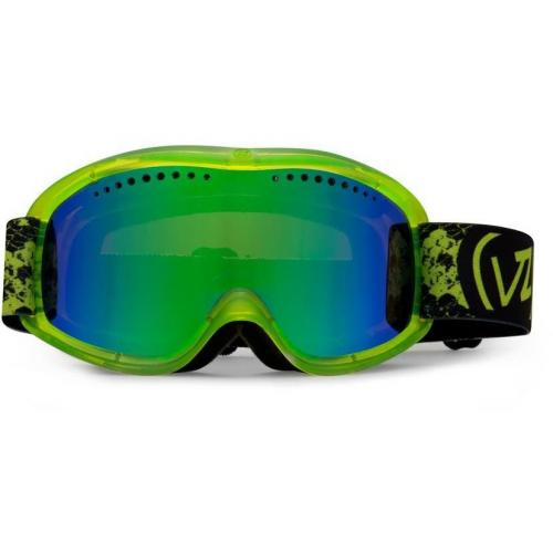 Von Zipper Sizzle 11 Green Frame