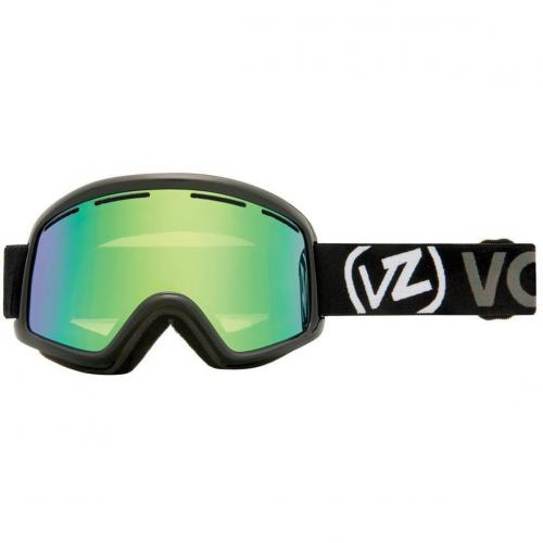 Von Zipper 12Beefy black gloss quasar chrome